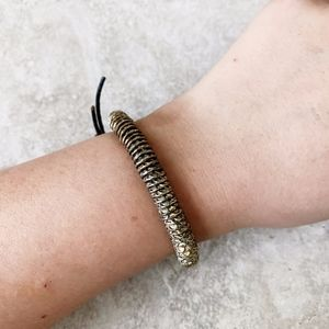 Chan Luu Chain Single Metal Bracelet